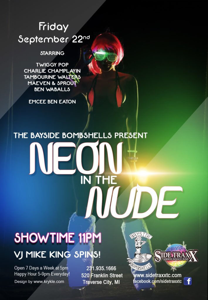 WEB Neon In The Nude 2017