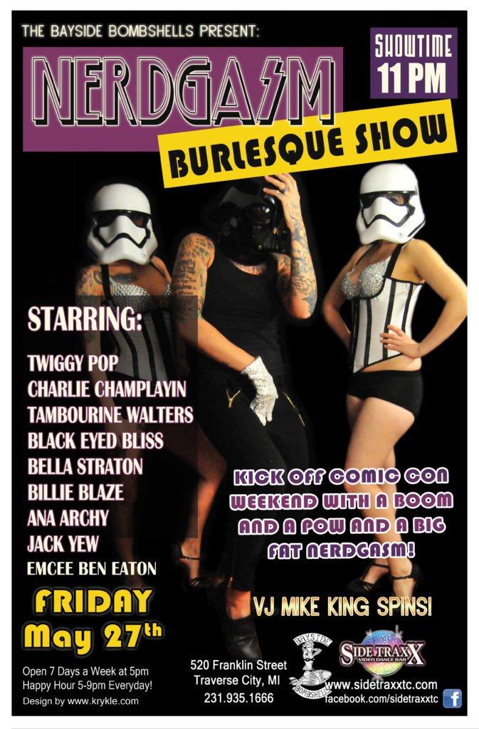 WEB Nerdgasm Burlesque 2016 Bayside Bombshells