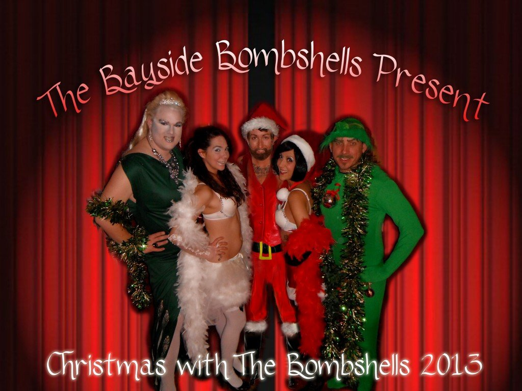 bayside-bombshells-burlesque-troupe-present-christmas-with-the-bombshells-2013
