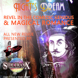 June 20, 2014 – Presenting A Midsummer Night's Dream – All New Revue Show – William Shakespeare