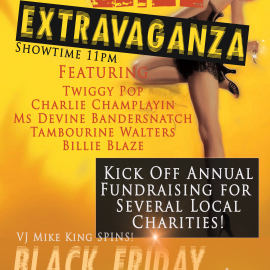 Bump n' Grind Extravaganza – Presented by the Bayside Bombshells – 11/28/2014