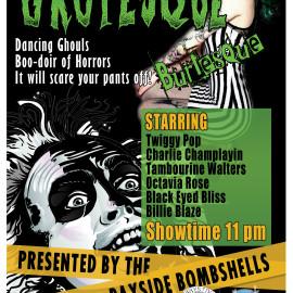Grotesque Burlesque Was Another Success!