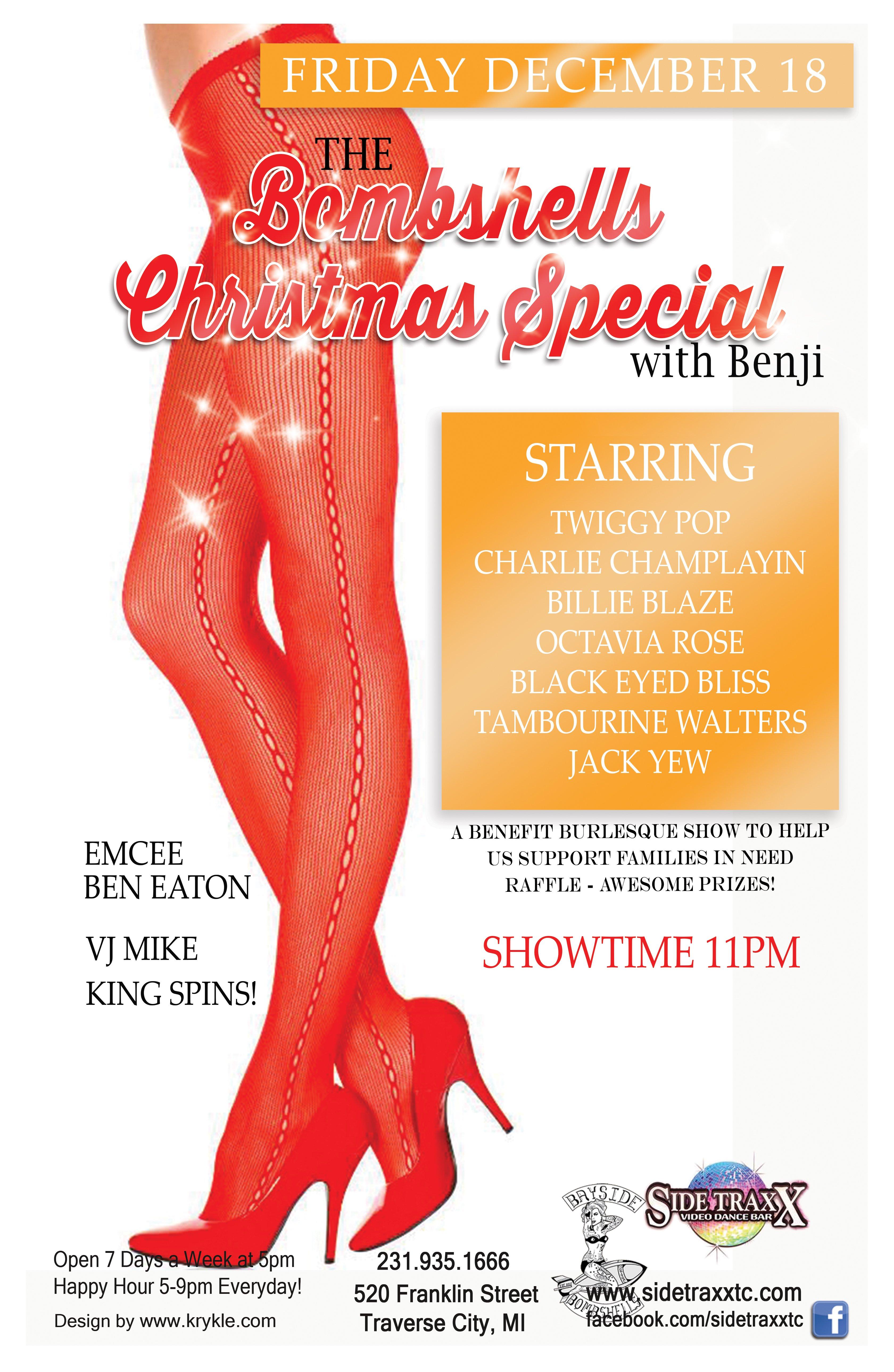 WEB Bayside Bombshells Christmas Show 2015