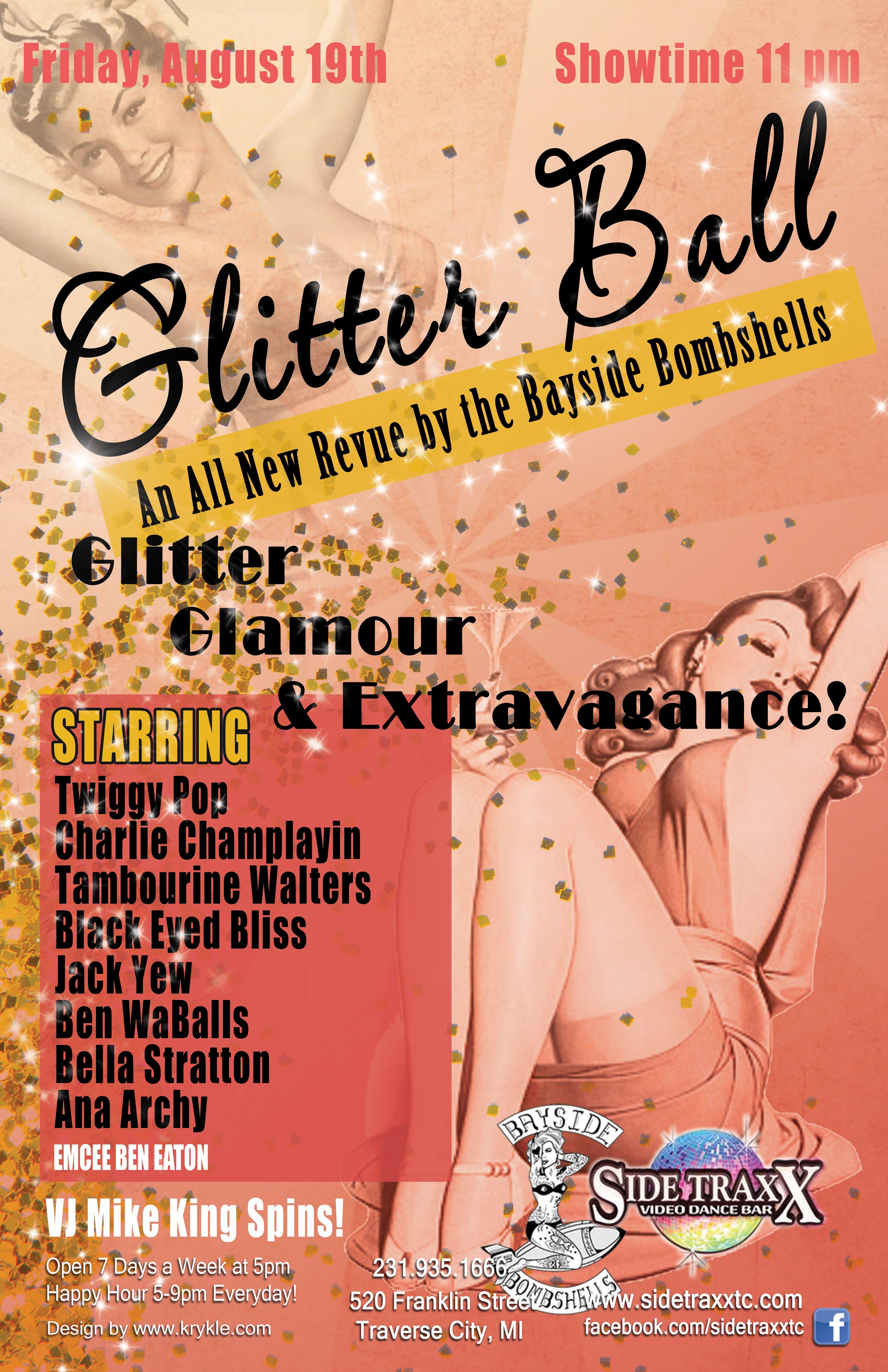 WEB Glitter Ball 2016